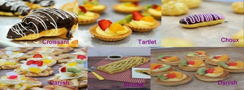 pastry pemula