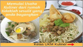 UKM Kuliner
