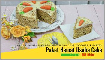 Kelas Roti Cake Surabaya